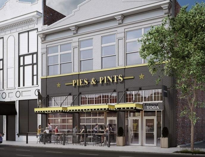 Richmond, VA - Pies & Pints